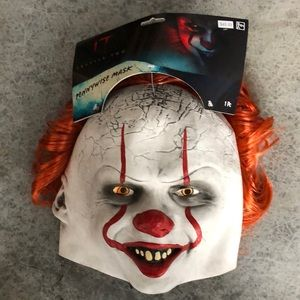 It: Chapter 2 PennyWise Mask! New!